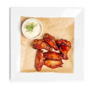 Куриные крылья BBQ Фото