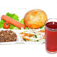 Комплекс ланч с сосиской гановерской 5 Фото