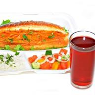 Комплекс ланч с хот-догом 3 Фото