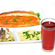 Комплекс ланч с хот-догом 4 Фото