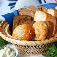 Хлебная тарелка Фото