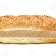 Булочка для мега сендвича Фото