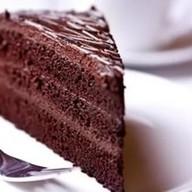 Шоколадный бисквит Фото