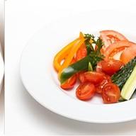 Овощная нарезка малая Фото