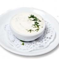 Фирменный чесночный соус Фото