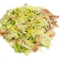 Салат курица с овощами Фото