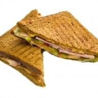Русский сэндвич Фото