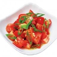 Салат из свежих помидоров Фото