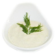 Фирменный чесночный соус (дополнительно) Фото