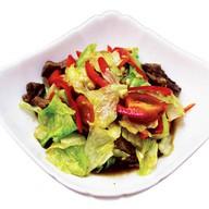 Телятина с овощами Фото