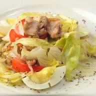 Салат из утки Фото