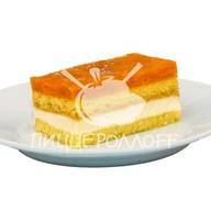 Мандариновый торт Фото