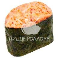 Острое суши с тунцом Фото