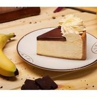 Чизкейк «Бананово-шоколадный» Фото