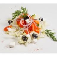 """Салат """"Греческий"""" из свежих овоще Фото"""