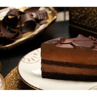 Торт «Тройной шоколад» Фото