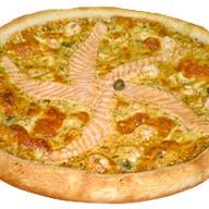Пицца Сальмоне Фото
