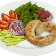 Колбаски из судака Фото