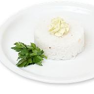 Рис со сливочным маслом Фото