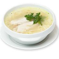 Суп-лапша из курицы Фото