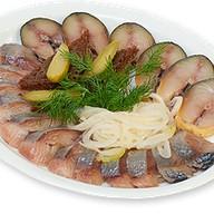 Рыбный дуэт Фото