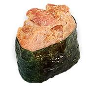 Суши с острым тунцом Фото