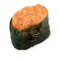 Суши с острым лососем Фото