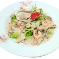 Тёплый салат Монпелье Фото