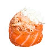 Суши делюкс креветка Фото