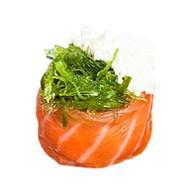 Суши делюкс маринованные водоросл Фото
