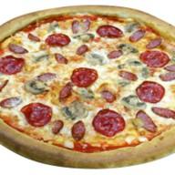 Пицца Охотничья Фото