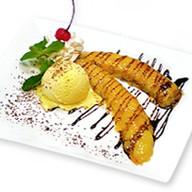 Бананы фламбе Фото