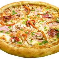 Пицца Делюкс Фото