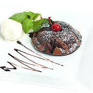 Десерт «Шоколадная тайна» Фото