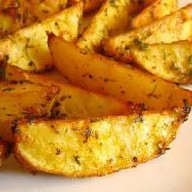 Картофель по-деревенск Фото