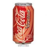 Coca cola vanila Фото