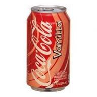 Coca-cola Vanilla Фото