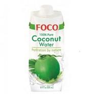 Кокосовая вода Foco Tetra Pak Фото