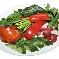 Закуска овощная Фото