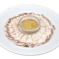 Сало соленое с чесноком и горчице Фото