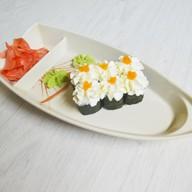 Ролл сливочная креветка Фото
