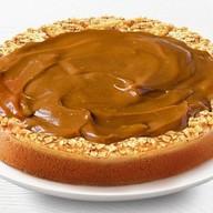 Торт карамельно-яблочный Фото
