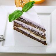 Торт маковый Фото