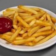 Картофель фри с томатным соусом Фото