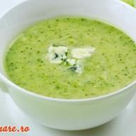 Крем-суп из цветной капусты и брокколи Фото