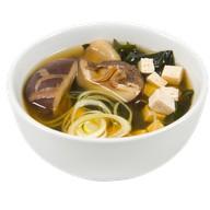 Мисо-суп с шиитаке Фото
