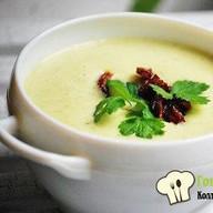 Суп-крем из цукини Фото