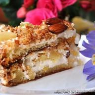 Торт «Грильяжный» Фото