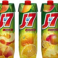 """Сок """"J7"""" в ассортименте п/б Фото"""