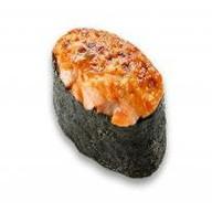 Суши окунь запеченный Фото